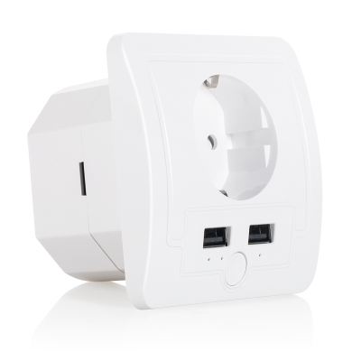 SM-PW801-E In Wall Outlet